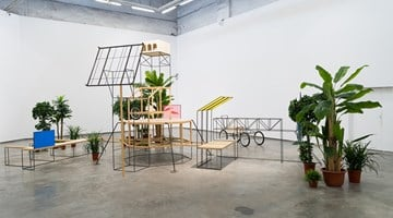Contemporary art exhibition, Things From the Gallery Warehouse 7-A at ShanghART, Shanghai