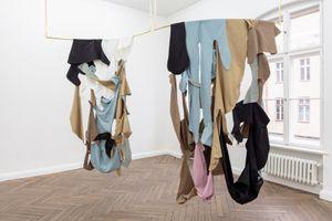 to catch out coloured shadows no. 4 by Fanny Gicquel contemporary artwork
