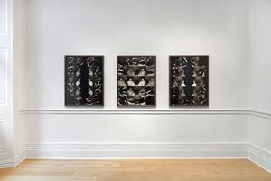 Erwartung I-III [Expectation I-III] by Annegret Soltau contemporary artwork