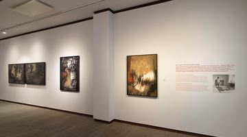 Contemporary art exhibition, Juana Francés, Juana Francés: Informalism Was Also Female at Galeria Mayoral, Barcelona