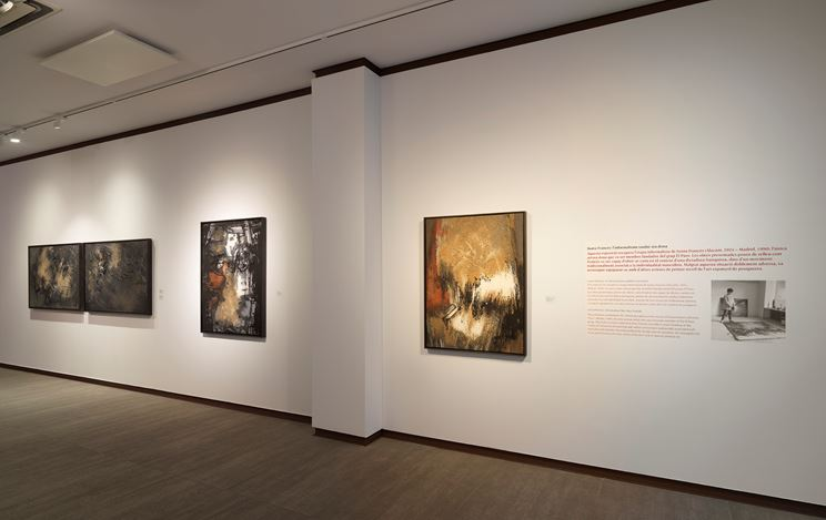 Exhibition view: Juana Francés,Informalism Was Also Female, Galeria Mayoral, Barcelona (16 January–27 June 27 2020). Courtesy Galeria Mayoral.