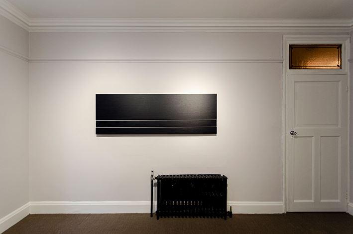 Exhibition view: Frank Gerritz, First Born Second, Bartha Contemporary, London (22 October–29 November 2019). Courtesy Bartha Contemporary.