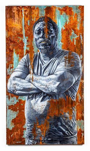 Big Boy by Alfred Conteh contemporary artwork