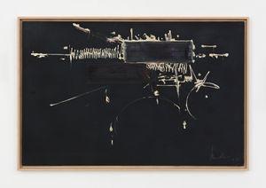 Mariage de l'aîné du fils de Crovy by Georges Mathieu contemporary artwork painting