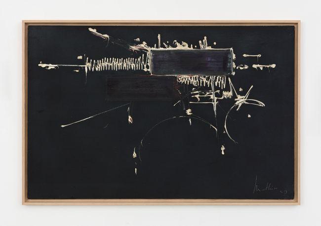 Mariage de l'aîné du fils de Crovy by Georges Mathieu contemporary artwork