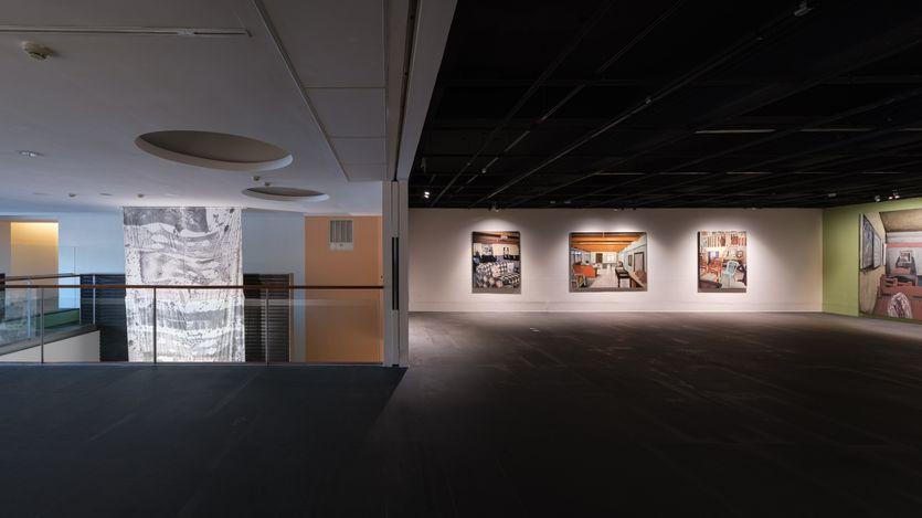 Exhibition view: Marina Cruz, Tide Table, Mind Set Art Center, Taipei (16 July–17 October 2021). Courtesy Mind Set Art Center.
