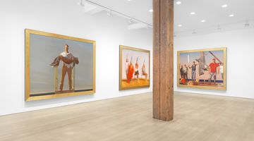 Contemporary art exhibition, Bo Bartlett, Bo Bartlett at Miles McEnery Gallery, 525 West 22nd Street, New York