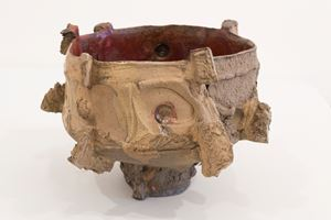 Earth crucible 2 by Tracy Keith contemporary artwork