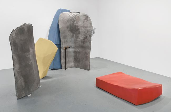 Maintainers (H) by Nairy Baghramian contemporary artwork