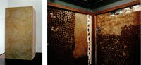 Private Gallery by Sheela Gowda contemporary artwork sculpture