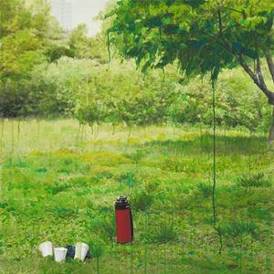 Study of Green-Seoul-Vacant Lot-Olympic Park by Honggoo Kang contemporary artwork