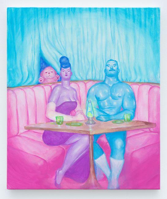 Fantasy of Nostalgia by Justin Yoon contemporary artwork