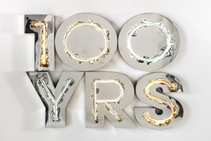 100 YRS by Doug Aitken contemporary artwork