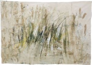 Leaves of Grass No.9 by Wang Gongyi contemporary artwork