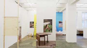 Contemporary art exhibition, Kathrin Sonntag, Problems and Solutions at Thomas Erben Gallery, New York