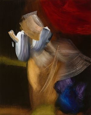 Judith II by Elise Ansel contemporary artwork