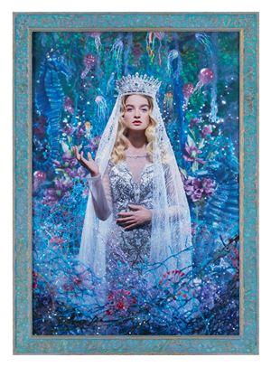 La reine des océans  (Adèle Farine) by Pierre et Gilles contemporary artwork