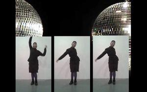 Disco Breakdown by Evan Ifekoya contemporary artwork