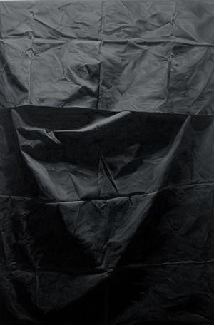 Form 2 by Luis Antonio Santos contemporary artwork painting, works on paper