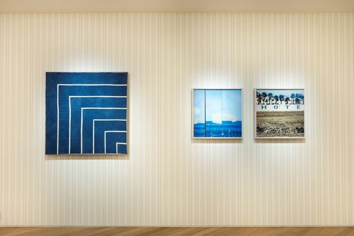Exhibition view: Yto Barrada, Pace Gallery, Seoul(3 September–10 November 2018). Courtesy Pace Gallery.