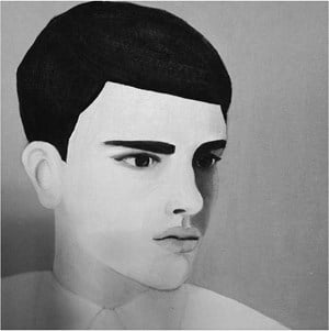Boy by Veronica Kent contemporary artwork