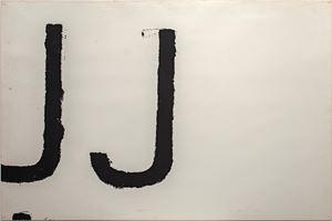 Untitled (JJ) by Jannis Kounellis contemporary artwork