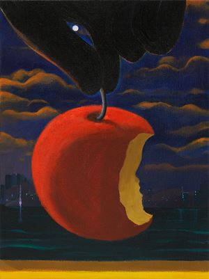 REPLY by Cai Zebin contemporary artwork