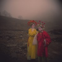 Shanxi No.2 陕西No.02 by Zhang Xiao contemporary artwork photography