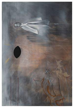 Vesica by Kirsten Glass contemporary artwork