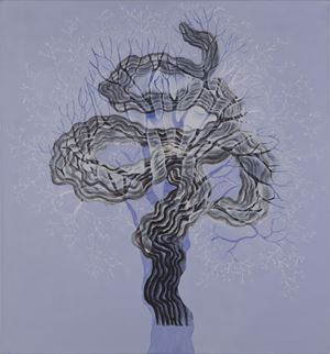 Tree Mist by Emily Cheng contemporary artwork