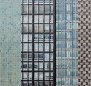 Work No. 50 by Suyoung Kim contemporary artwork