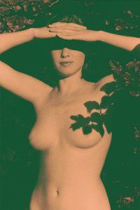 Julie by Philipp Keel contemporary artwork print