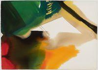 Phenomena Kimberly Mine by Paul Jenkins contemporary artwork painting
