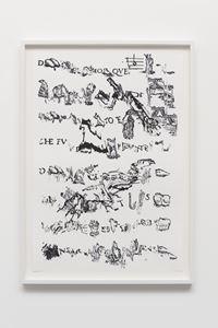 untitqed by Rachel Rose contemporary artwork print