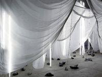 Untitled by Carlito Carvalhosa contemporary artwork installation