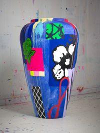 Fragmented Landscape by Dan Baldwin contemporary artwork sculpture