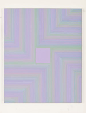 House 5 (Violet) by Peter Peri contemporary artwork