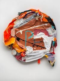 Mind Rust by Rachel Eulena Williams contemporary artwork painting, works on paper, sculpture