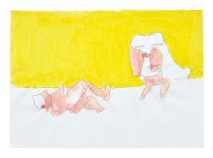 Untitled by Maria Lassnig contemporary artwork