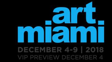 Contemporary art exhibition, Art Miami 2018 at Sundaram Tagore Gallery, Hong Kong