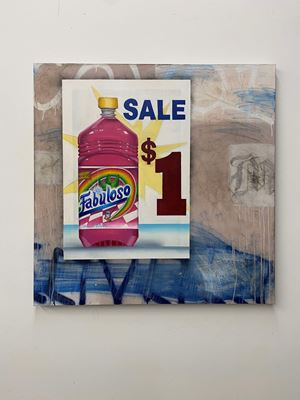 Fabuloso by Alfonso Gonzalez Jr. contemporary artwork
