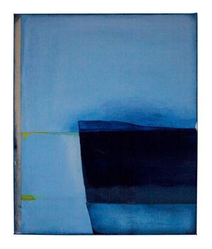 The Shy Spectre by Dana James contemporary artwork