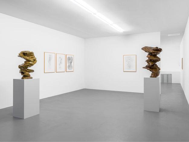 Exhibition view: Tony Cragg, Buchmann Box, Berlin (17 November 2018–16 February 2019). Courtesy Buchmann Galerie.