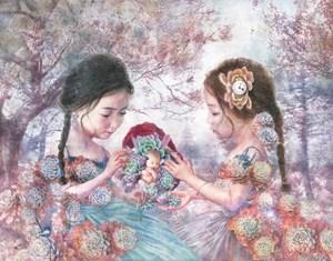 The most precious present by Suh Seung-Eun contemporary artwork