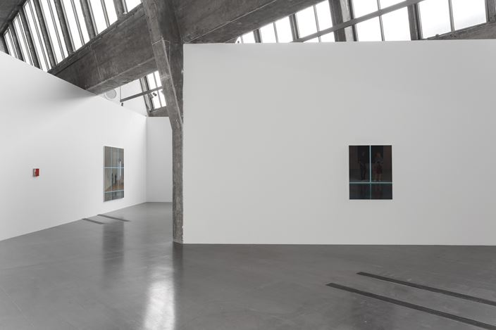 Exhibition view: Tim Eitel, Sites and Attitudes, Pace Gallery, Beijing(29 September–10 November 2018). Courtesy Pace Gallery.