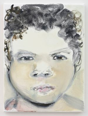 Eden by Marlene Dumas contemporary artwork