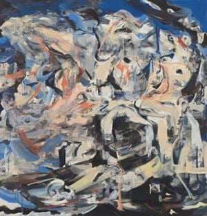 The Last Shipwreck by Cecily Brown contemporary artwork