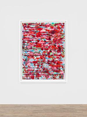 Die Liebe Markus by Moshekwa Langa contemporary artwork