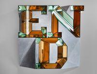END (mirror) by Doug Aitken contemporary artwork installation