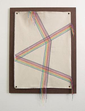 Interthread II by Pierre Le Riche contemporary artwork